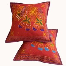 COTTON HAND MADE INDIAN CUSHION COVERS