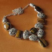 Panther Jasper Necklace