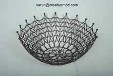 creative Fruit bowl iron