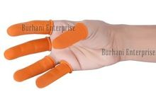 Finger Protection Latex Finger Coat Medical Use