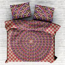 gypsy throw decor set