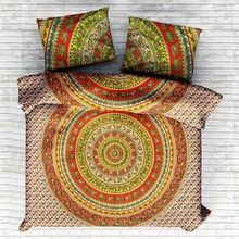Hippie reversible duvet cover