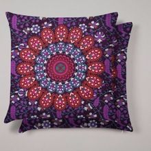 Tapestry Meditation Pillow Case