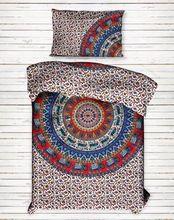 Tie Dye Duvet Cover Comforter Set