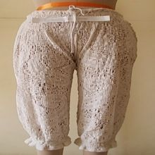 Crochet Capris