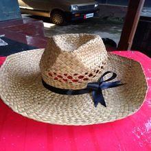 Ladies natural fibre hat