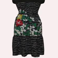 Off-shoulder Cotton Dress
