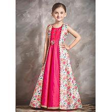 Fancy Kids Wedding Gown
