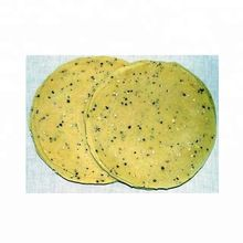 Garlic Papadum