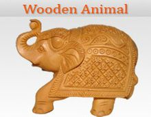 Animal Wooden Crafts