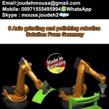 Grinding And Polishing Robotics