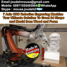 Industrial Cnc Robotics Engraving Machine