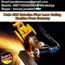 Industrial Robotics Fiber Laser Cutting Machine
