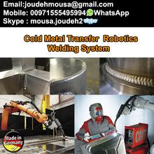 Robotics Cold Metal Transfer Welding System