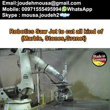 Robotics Saw Jet