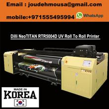 Roll to Roll Flatbed Printer