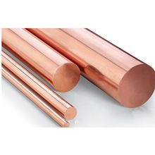 Copper Bar and Rod