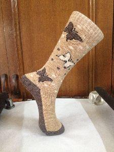 Ladies Warm Socks With Thumb