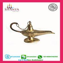 brass aladdin lamps