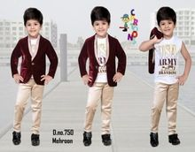 Children Kids Suit