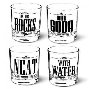 Whiskey Drinking Glasses