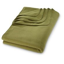 Police Fleece Blankets Made Of 100% Polyester At Factory Prices