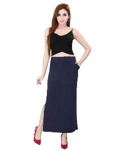 Bfly Ladies Cotton Hosiery Skirt