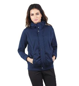 Bfly Ladies Fleece Jacket