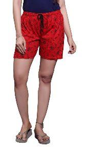 Bfly Ladies Wshorts002 Shorts