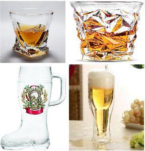 glass decorative items