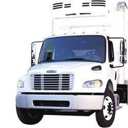 Refrigerated Truck Transportation For Frozen Food