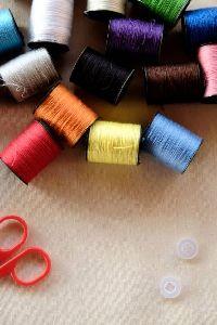 Colored Cotton Thread