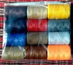 Colored Shoe Stitching Thread