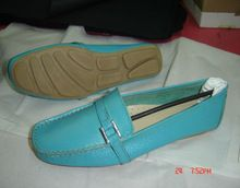 Leather Spring Moccasin