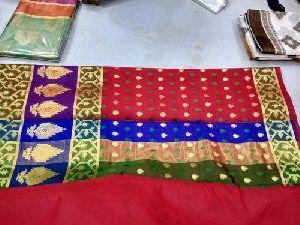 Bahubali Cotton Silk Saree