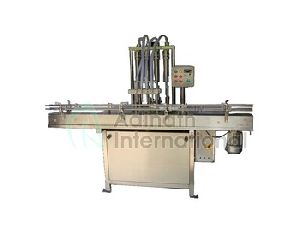 Fruit Syrup Filling Machine