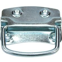 Heavy Zinc Plated Chest Handle