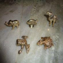 Brass Animals Incense Sticks Burners