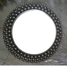 Shining Wall Hanging Iron Mirror