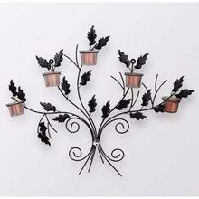 Tree Shape Candle Tea Light Votive Holder