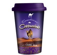 Coffee With Camel Milk