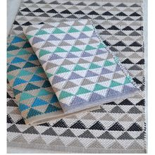 Cotton Triangle Floor Covering Rug