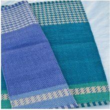 Hand Woven Chenille Floormat