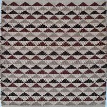 Living Room Triangle Floor Mat