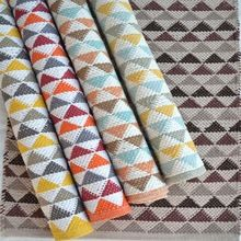 New Fashion Triangle Floor Mat