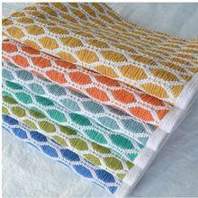New Style Hand Woven Floor Mat