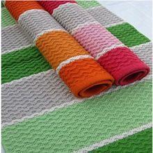 New Style Stripes Floor Mat