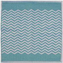 Zig Zag Stripes Floor Mat