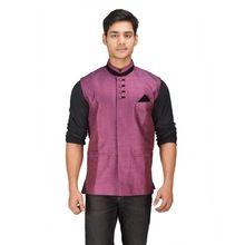 Ethnic Pattern Work Jacket