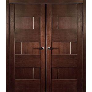 Main Entry Flush Door